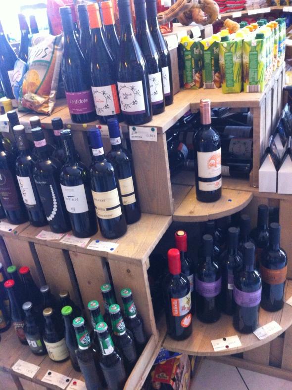 ... un passage obligé pour les amateurs de vins