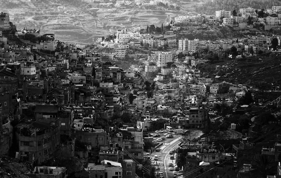 La vallée de Yeoshafat