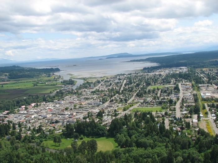 La ville de Courtenay, près de Vancouver, est le berceau des LETS (Système d'échange locaux).