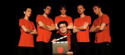 L'équipe de Studio Impro